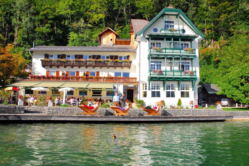 Hotels In St Gilgen Wolfgangsee